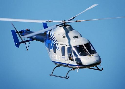 Вертолетные прогулки во Франции