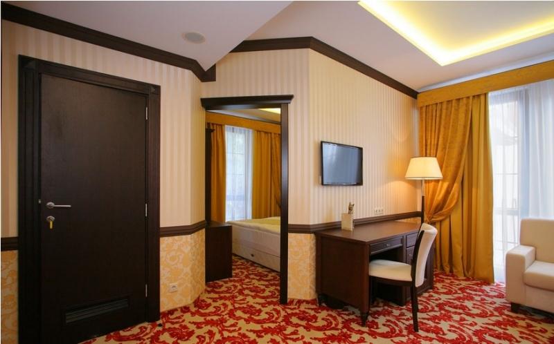 Отель в Геленджике