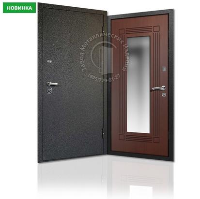 Фабрика металлических дверей