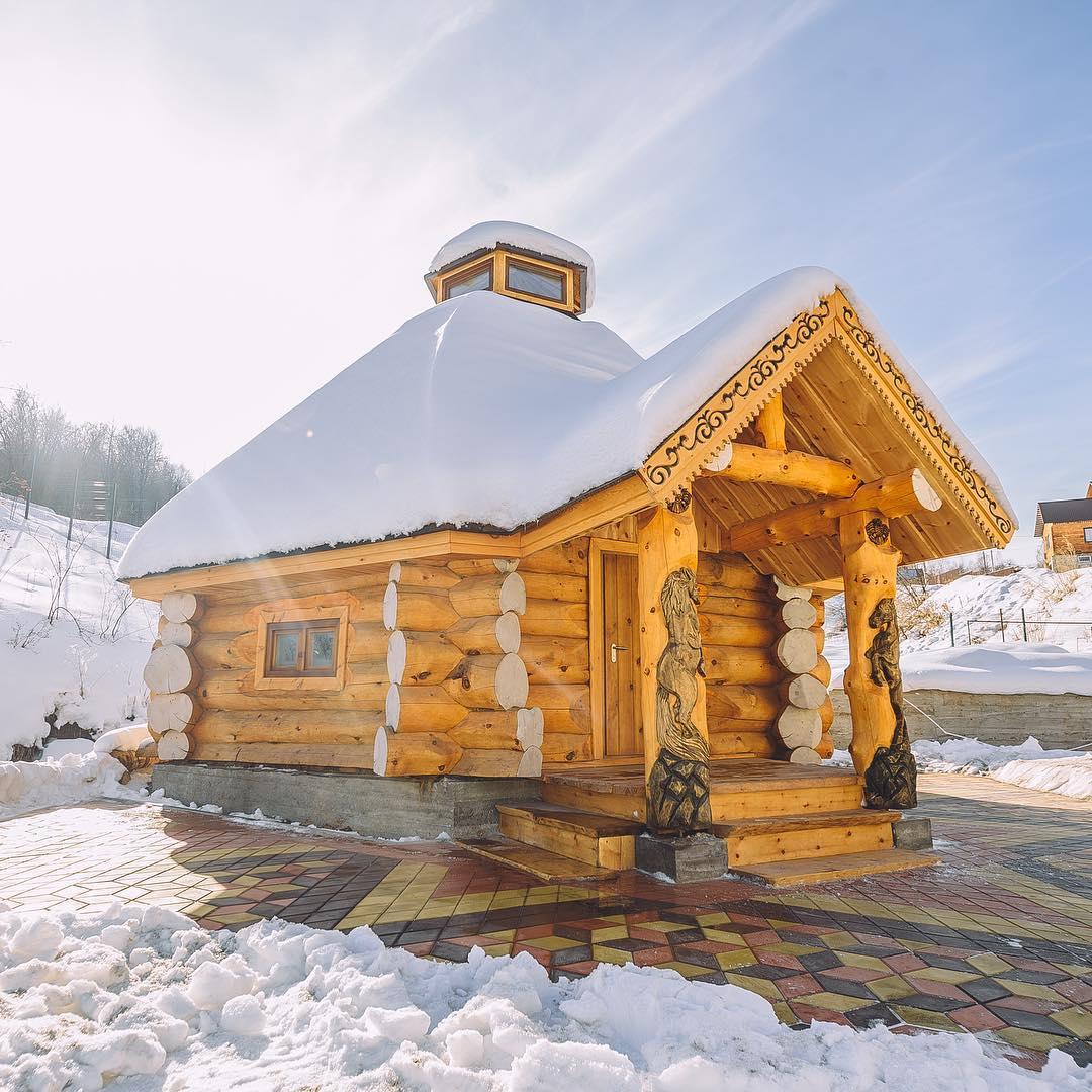 Сруб 200-летнего Алтайского кедра-Гарантия 20 лет